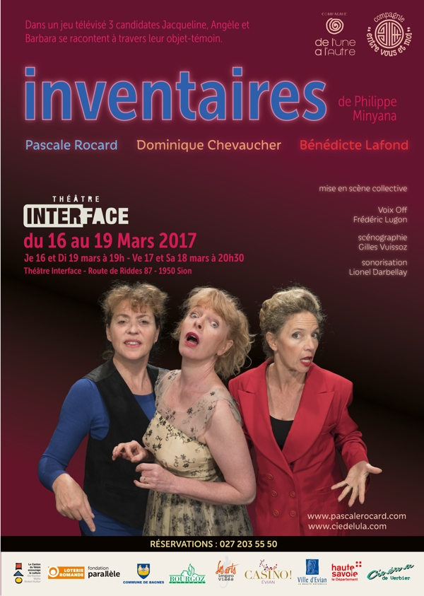inventaire interfaceweb